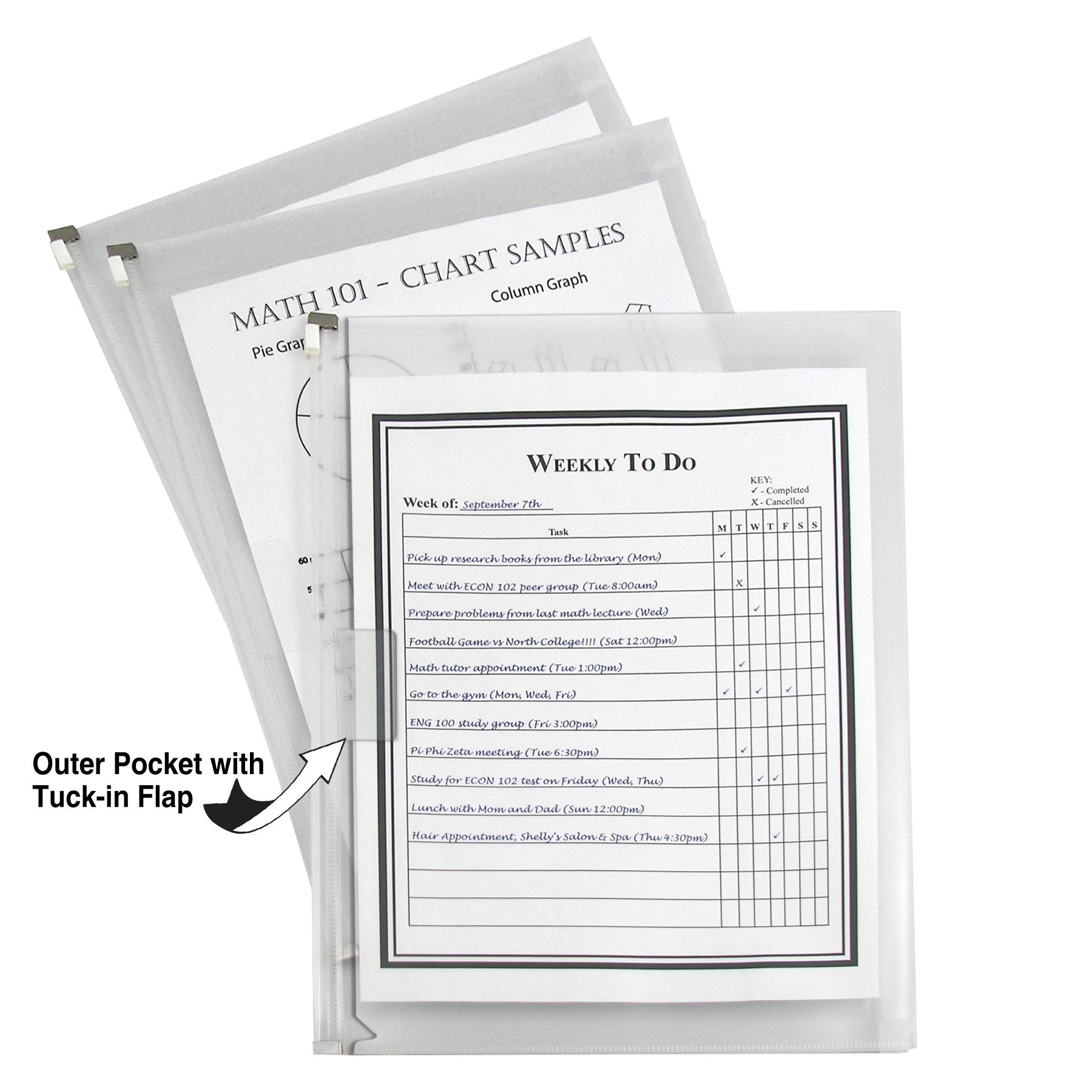 page up document holder assorted crystal colors