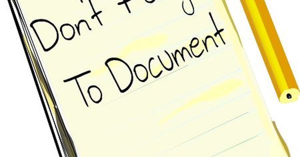 how to document workplace bullying