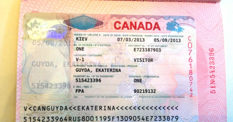 where to find the document number on canadian study permit