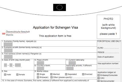travel document canada schengen visa