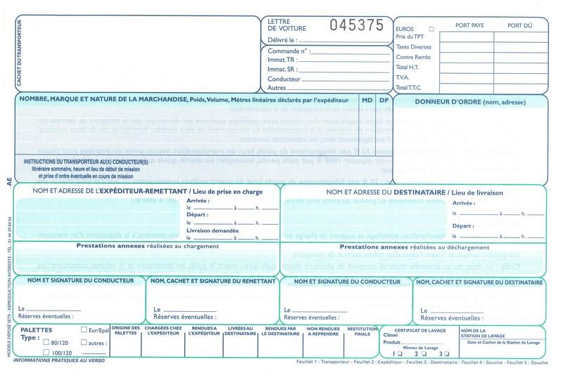 document pour vente de voiture d& 39