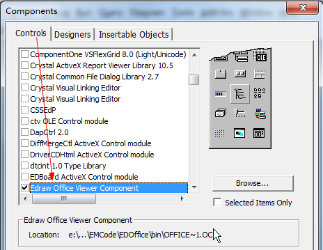 disable activex on excel document