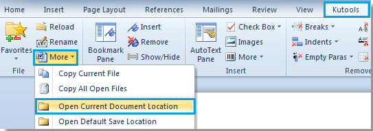 how to set password for word document 2007