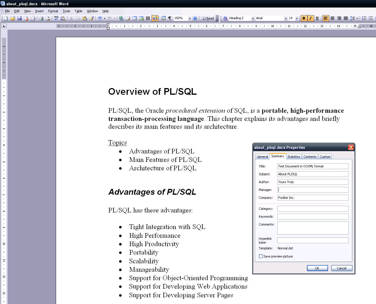 microsoft word for 2011 previous version of document
