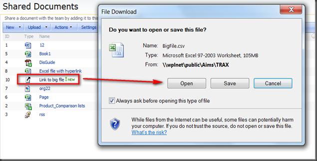 word 2010 maximum document size