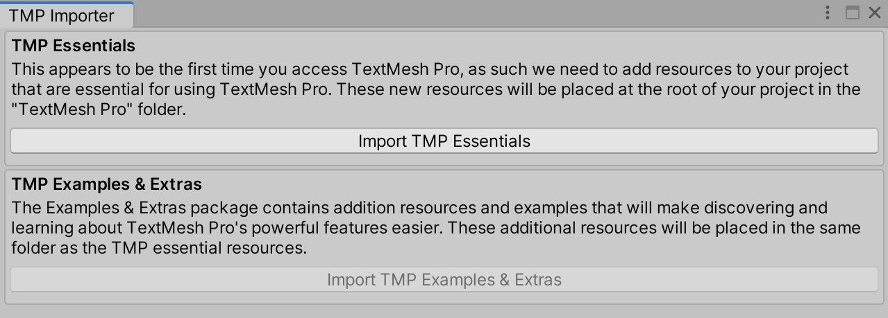 text mesh pro documentation