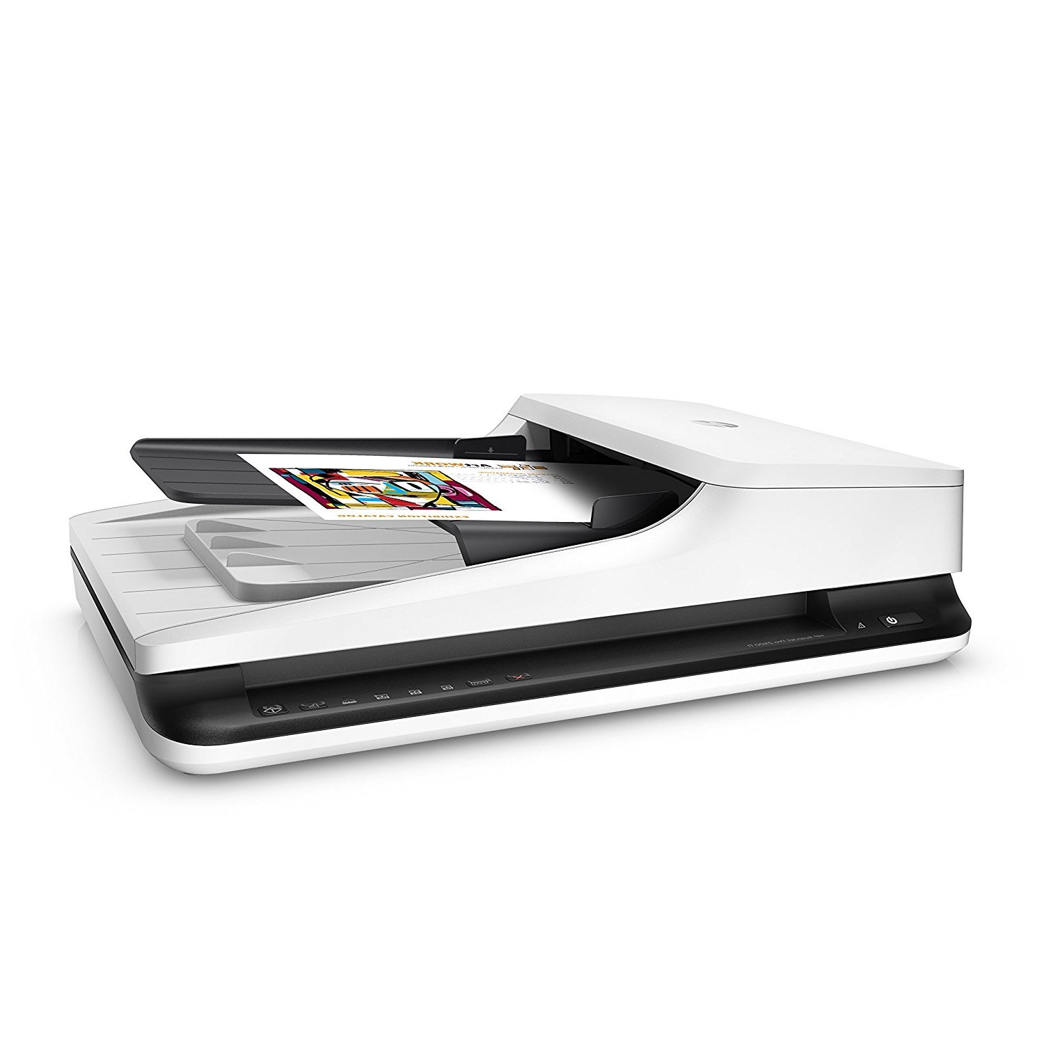 best flatbed scanner with document feeder