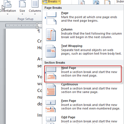 how to embed a document in word 2010