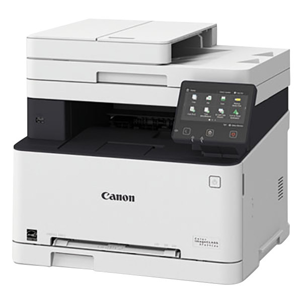 canon imageclass mf634cdw document feeder scan