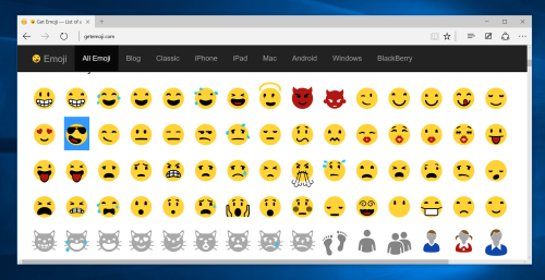 how to add emojis to word document