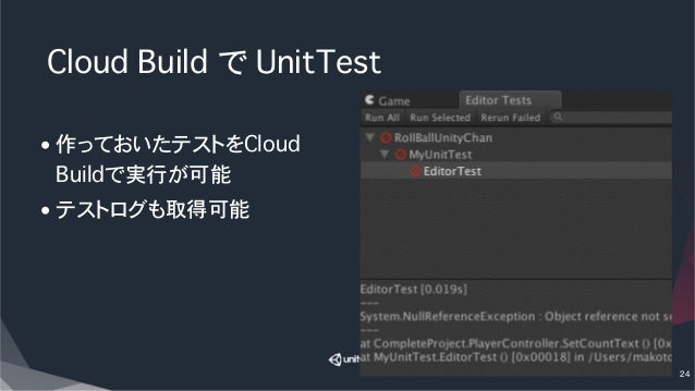 unity cloud build documentation