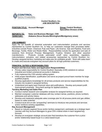 project document controller job description