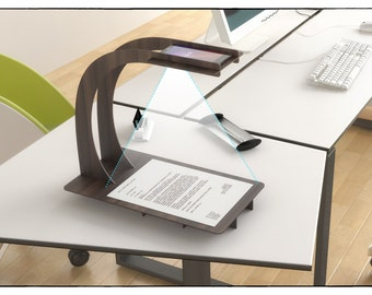 document scan stand for tablets & phones