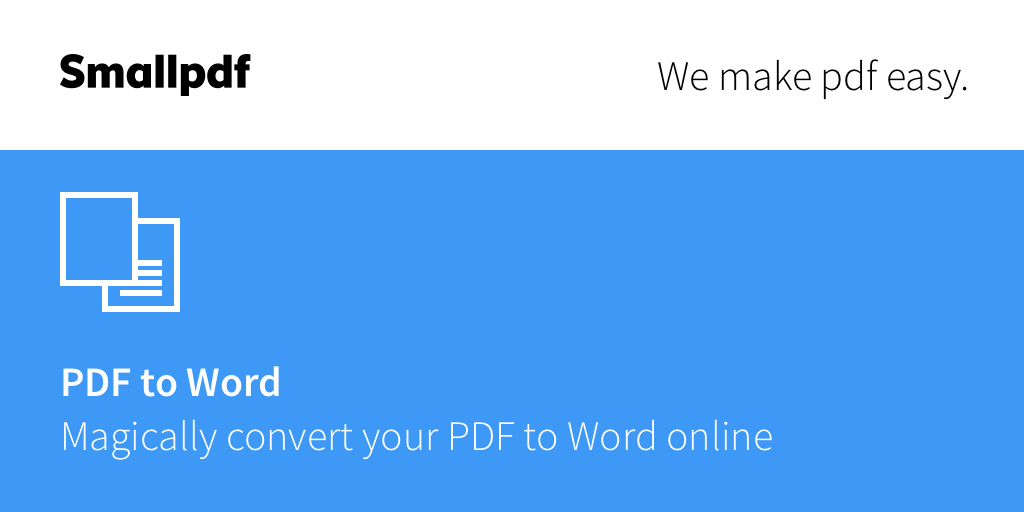 from pdf to word document online