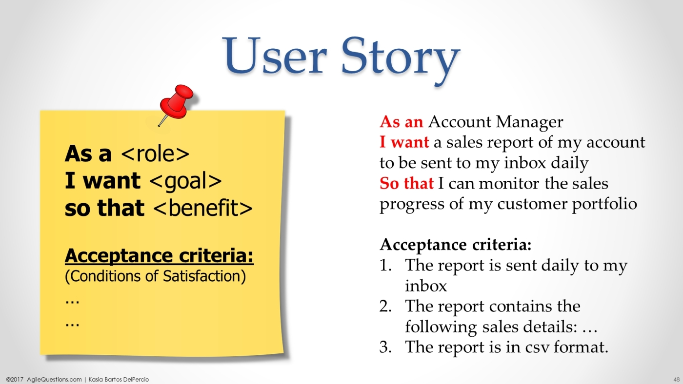 user story template word document