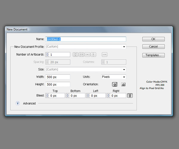 how to resize a document in illustrator
