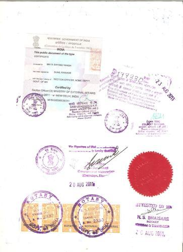 ministry of foreign affairs canada document attestation