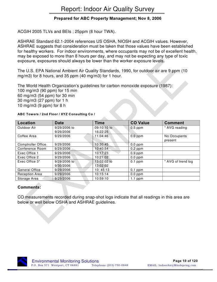 niosh criteria document carbon monoxide