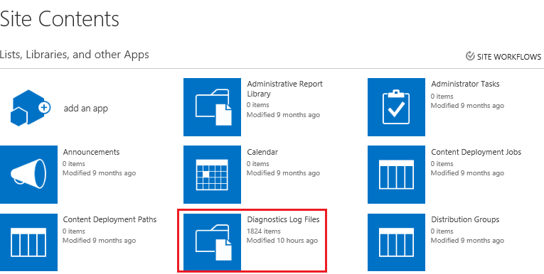 sharepoint document library to access database