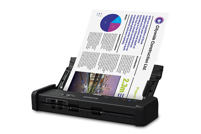 what is the best document scanner