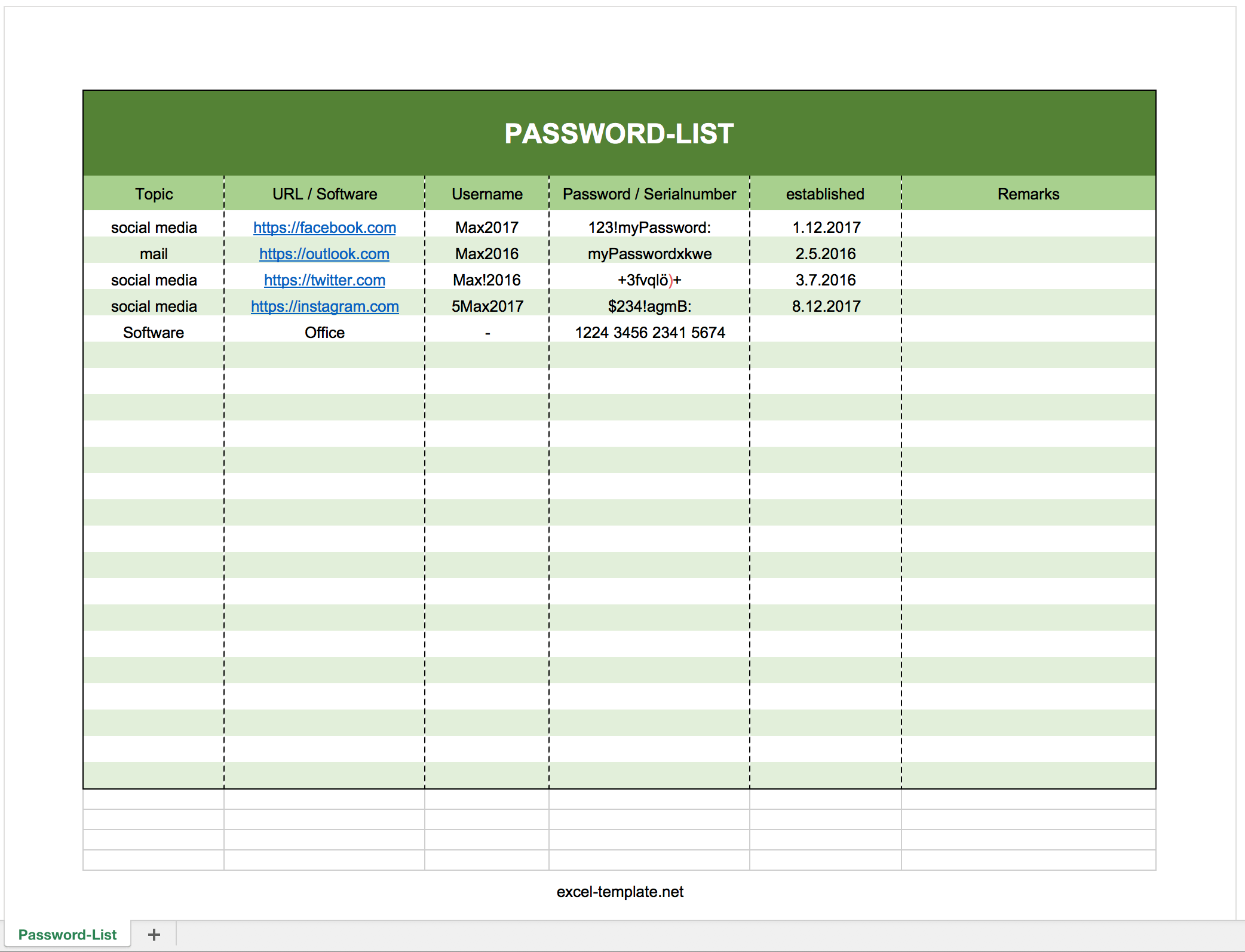 why is my excel document seen as malware