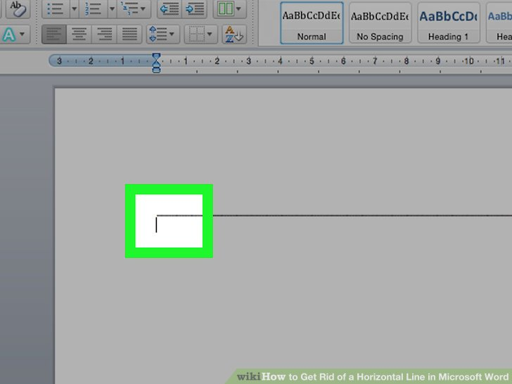 word document get rid of line numbers